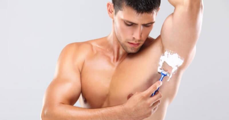 Cara Mencukur Bulu Ketiak Pria yang Mudah