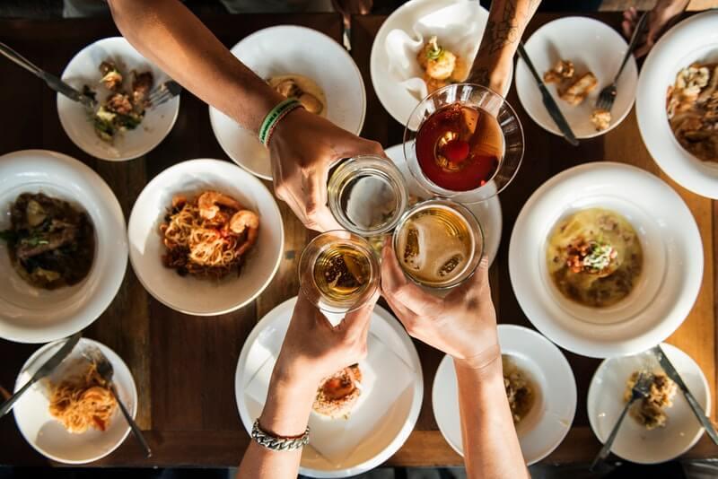 Makan Bersama Teman