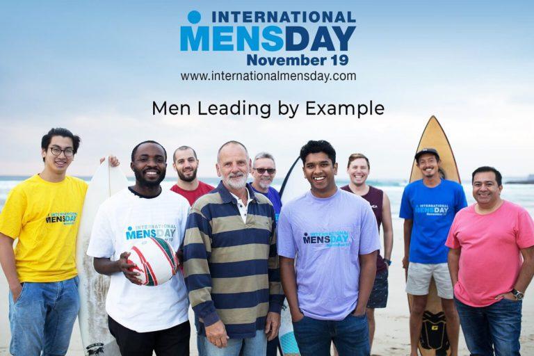 Poster Hari Pria Internasional