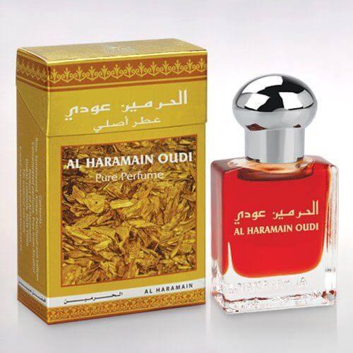 Parfum Al-haramain-oudi