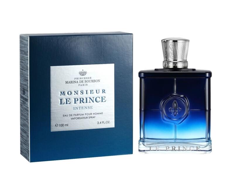 Salah satu Merk Parfum Pria Paling Enak - Marina De Bourbon Le Prince Intense