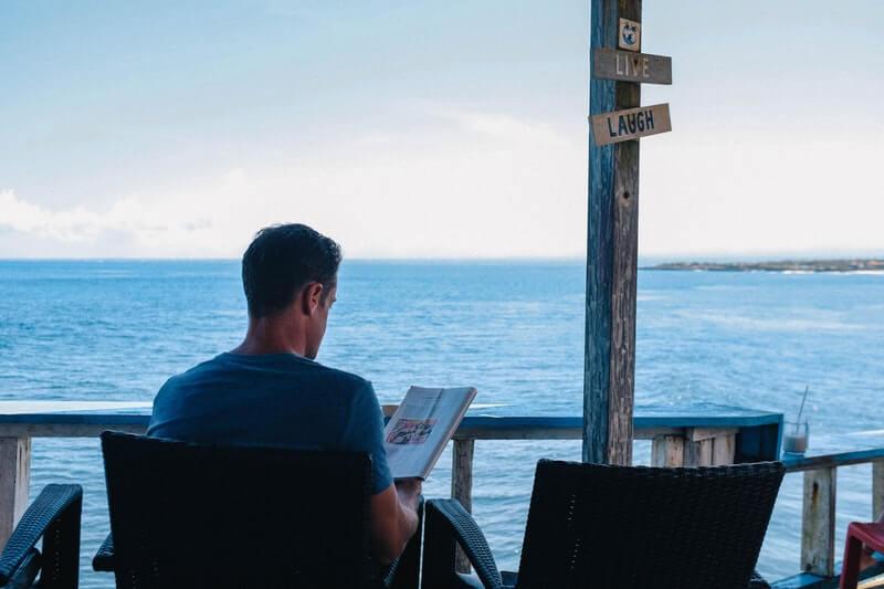 Pakai jatah cuti untuk istirahat dari kerjaan
