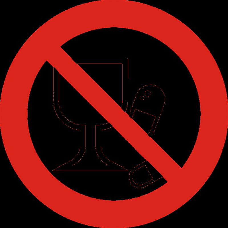 Tidak Minum Obat-obatan Tertentu