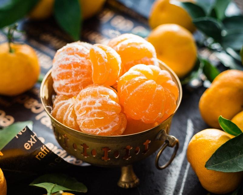 Jeruk dan Antioksidan