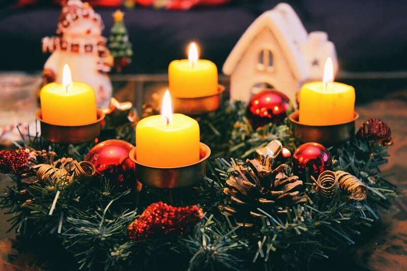 Lilin Aromaterapi - Ide kado akhir tahun sederhana