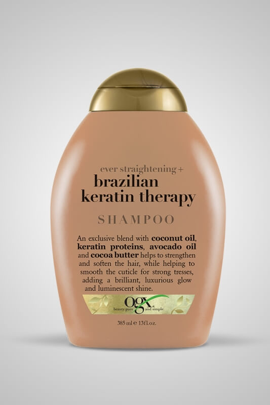 OGX Ever straight Brazilian Keratin Therapy