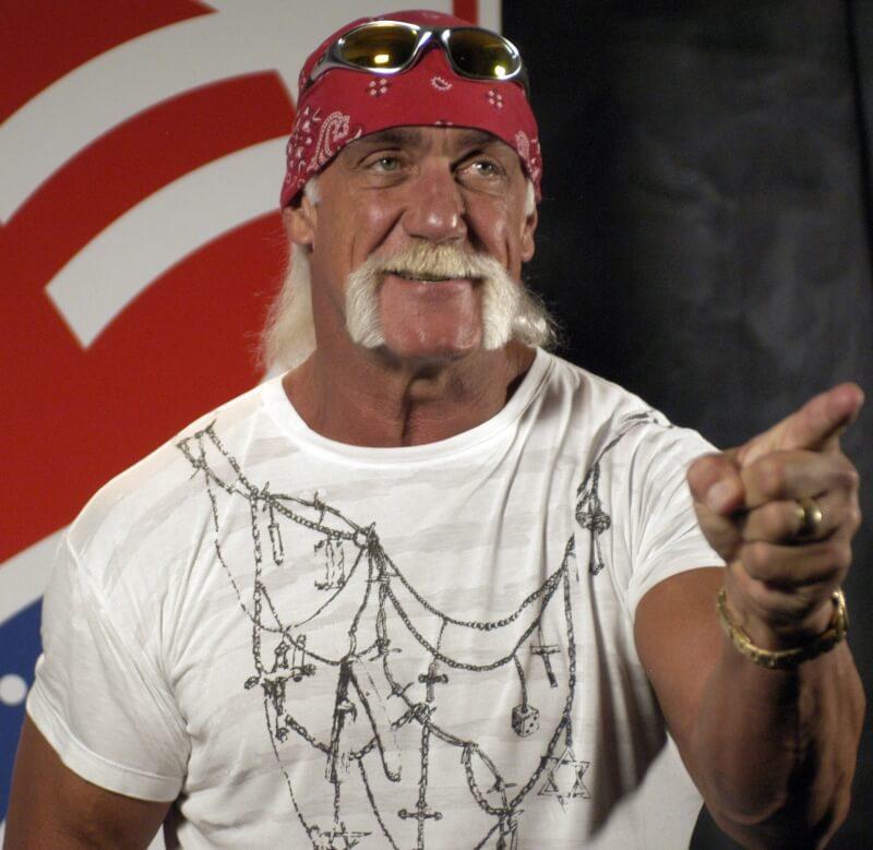 Kumis Horsehoe Look Hulk Hogan