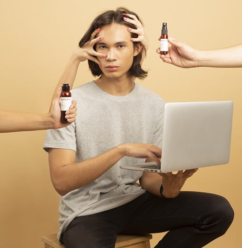 Tips Beli Produk Kesehatan Pria Online