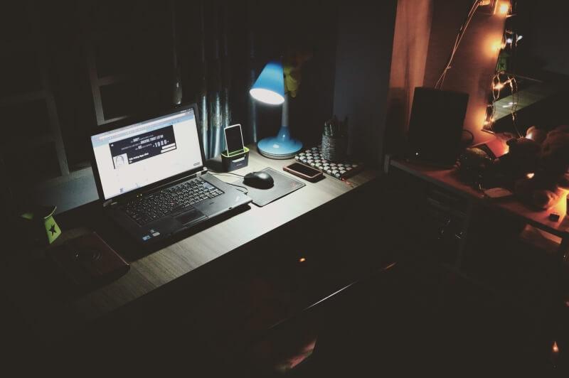 Ruang Kerja di Rumah