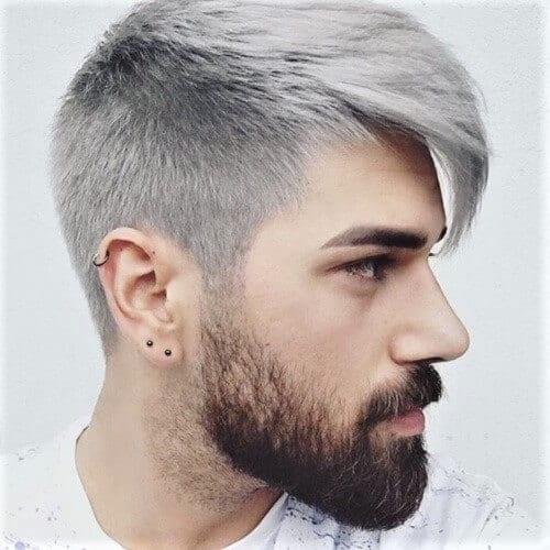 Warna Rambut Pria untuk Aktivitas traveling