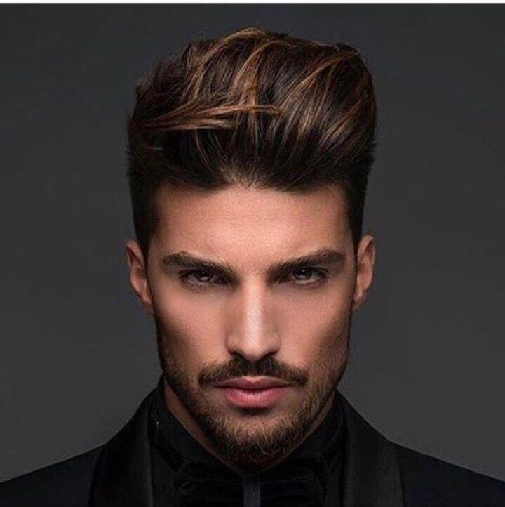 Warna Rambut untuk Pria Kulit Gelap
