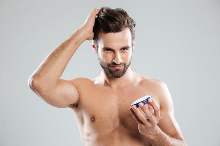 Produk Perawatan Rambut Pria Lokal