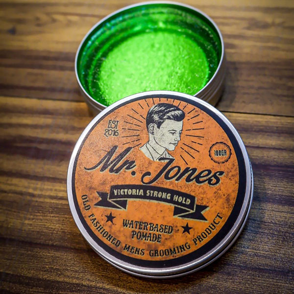 Pomade Lokal Mr Jones
