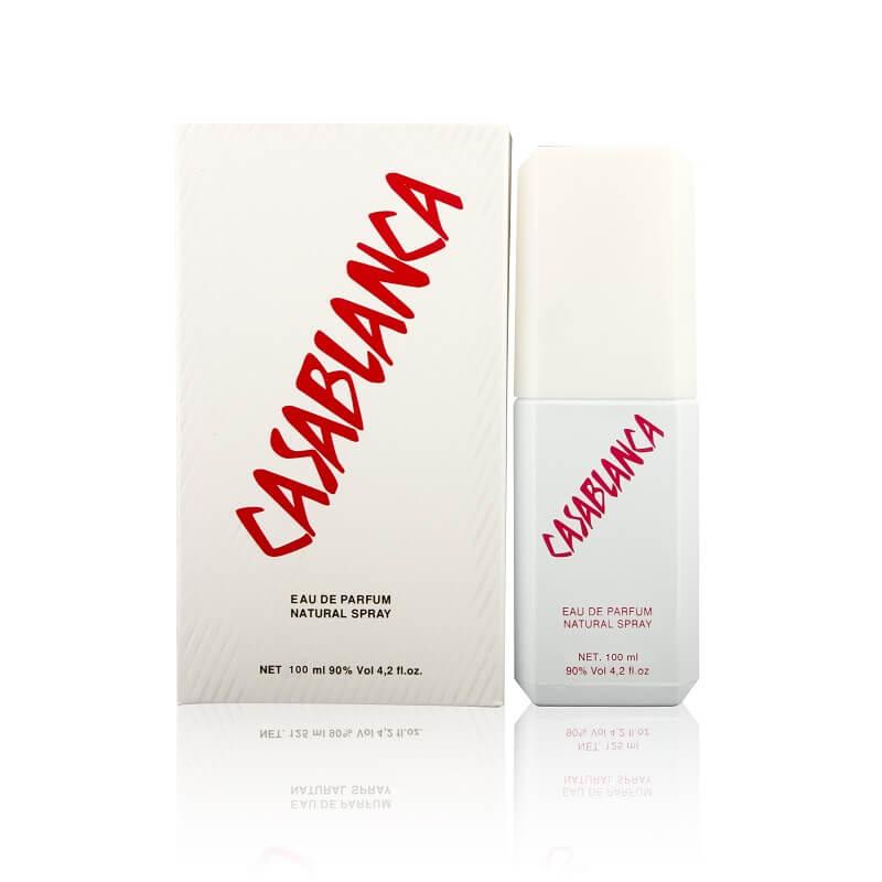 Contoh parfum lokal - Casablanca