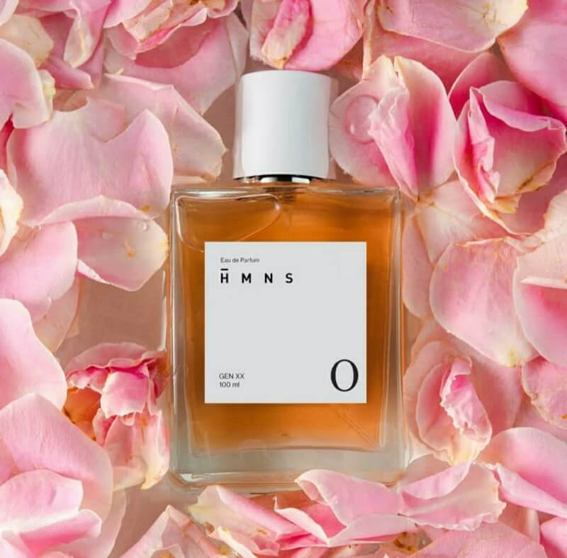 Contoh parfum lokal pria - HMNS