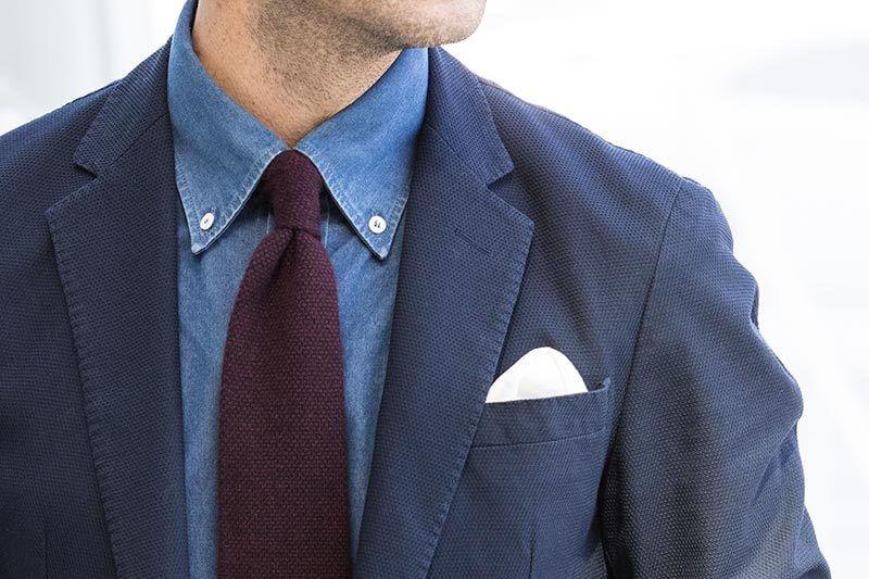 Model Kerah Baju Pria Kantoran