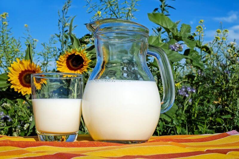 Susu putih untuk kesehatan wajah